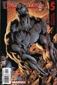 Cover Thumbnail for The Ultimates (Marvel, 2002 series) #5