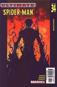 Cover Thumbnail for Ultimate Spider-Man (Marvel, 2000 series) #34