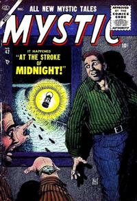 Cover Thumbnail for Mystic (Marvel, 1951 series) #42