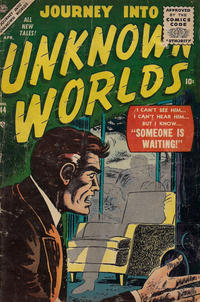 Cover Thumbnail for Journey into Unknown Worlds (Marvel, 1950 series) #44