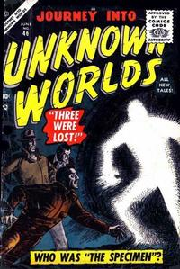 Cover Thumbnail for Journey into Unknown Worlds (Marvel, 1951 series) #46