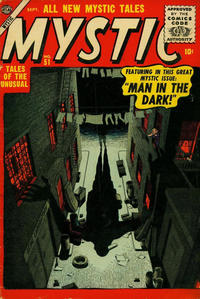 Cover Thumbnail for Mystic (Marvel, 1951 series) #51