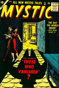 Cover Thumbnail for Mystic (Marvel, 1951 series) #58