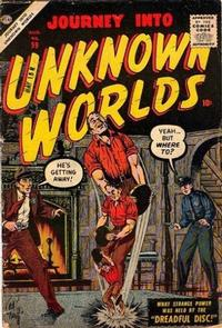 Cover Thumbnail for Journey into Unknown Worlds (Marvel, 1950 series) #59