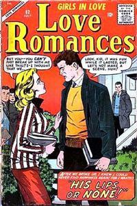 Cover Thumbnail for Love Romances (Marvel, 1949 series) #82