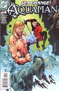 Cover Thumbnail for Aquaman (DC, 2003 series) #4