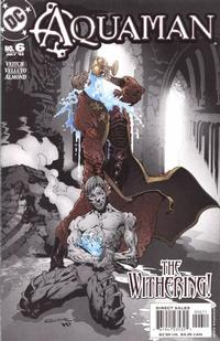 Cover Thumbnail for Aquaman (DC, 2003 series) #6
