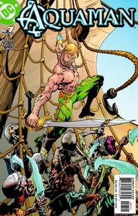 Cover Thumbnail for Aquaman (DC, 2003 series) #7