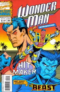 Cover Thumbnail for Wonder Man Annual (Marvel, 1992 series) #2 [Direct Edition]