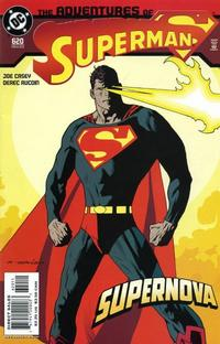Cover for Adventures of Superman (DC, 1987 series) #620