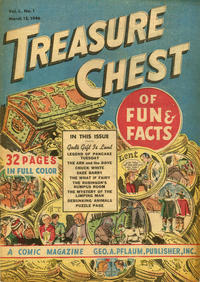 Cover Thumbnail for Treasure Chest of Fun and Fact (George A. Pflaum, 1946 series) #v1#1 [1]
