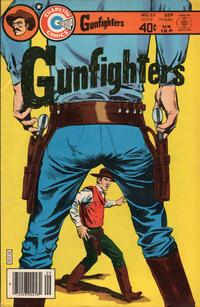 Cover Thumbnail for Gunfighters (Charlton, 1979 series) #55
