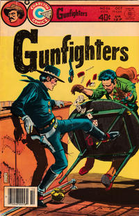 Cover for Gunfighters (Charlton, 1979 series) #56