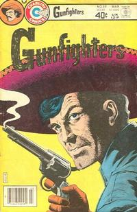 Cover Thumbnail for Gunfighters (Charlton, 1966 series) #59