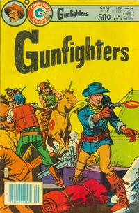 Cover Thumbnail for Gunfighters (Charlton, 1979 series) #62