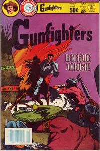 Cover Thumbnail for Gunfighters (Charlton, 1979 series) #69