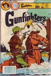 Cover Thumbnail for Gunfighters (Charlton, 1979 series) #72