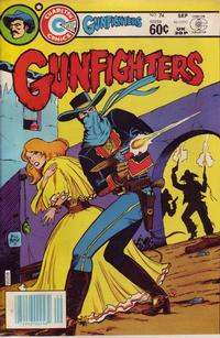 Cover Thumbnail for Gunfighters (Charlton, 1979 series) #74