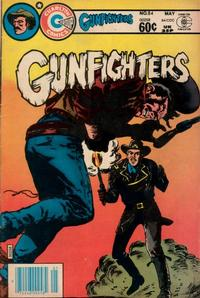 Cover Thumbnail for Gunfighters (Charlton, 1979 series) #84
