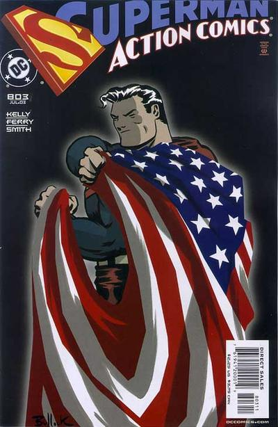 Cover for Action Comics (DC, 1938 series) #803