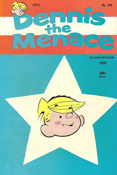Cover for Dennis the Menace (Hallden; Fawcett, 1959 series) #146