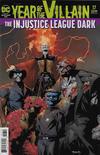 Cover for Justice League Dark (DC, 2018 series) #17 [Stephen Segovia Acetate Cover]
