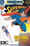 Cover Thumbnail for Action Comics (1938 series) #703 [DC Universe Corner Box]