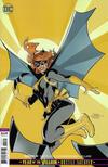 Cover for Batgirl (DC, 2016 series) #41 [Terry Dodson & Rachel Dodson Cardstock Variant Cover]