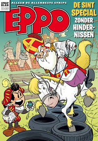 Cover Thumbnail for Eppo Stripblad (Don Lawrence Collection, 2009 series) #23/2019