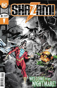 Cover Thumbnail for Shazam! (DC, 2019 series) #8 [Dale Eaglesham Cover]