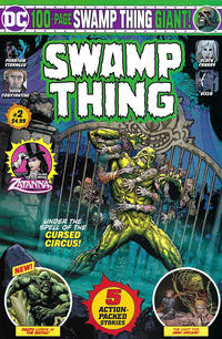 Cover Thumbnail for Swamp Thing Giant (DC, 2019 series) #2 [Direct Market Edition]
