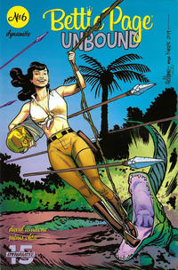 Cover Thumbnail for Bettie Page Unbound (Dynamite Entertainment, 2019 series) #6 [Cover C David Williams]