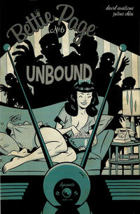Cover Thumbnail for Bettie Page Unbound (Dynamite Entertainment, 2019 series) #6 [Cover B Scott Chantler]