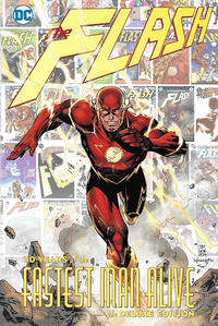 Cover Thumbnail for The Flash: 80 Years of the Fastest Man Alive The Deluxe Edition (DC, 2019 series)