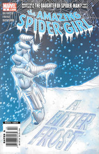 Cover Thumbnail for Amazing Spider-Girl (Marvel, 2006 series) #3 [Newsstand]