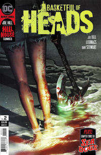 Cover Thumbnail for Basketful of Heads (DC, 2019 series) #2