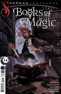 Cover Thumbnail for Books of Magic (DC, 2018 series) #14