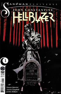 Cover Thumbnail for John Constantine Hellblazer (DC, 2020 series) #1