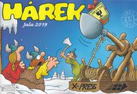 Cover Thumbnail for Hårek julehefte (Hjemmet / Egmont, 1981 series) #2019