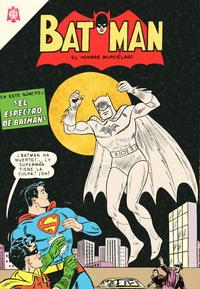 Cover Thumbnail for Batman (Editorial Novaro, 1954 series) #231