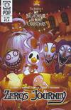 Cover for Disney Tim Burton's the Nightmare before Christmas: Zero's Journey (Tokyopop, 2018 series) #14