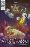 Cover for Disney Tim Burton's the Nightmare before Christmas: Zero's Journey (Tokyopop, 2018 series) #13