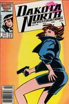 Cover for Dakota North (Marvel, 1986 series) #5 [Newsstand]