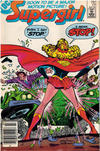 Cover Thumbnail for Supergirl (1983 series) #17 [Newsstand]
