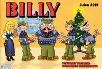Cover Thumbnail for Billy julehefte (Hjemmet / Egmont, 1970 series) #2019