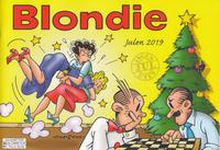 Cover Thumbnail for Blondie (Hjemmet / Egmont, 1941 series) #2019