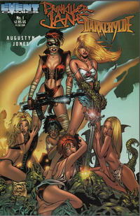 Cover Thumbnail for Painkiller Jane/Darkchylde: 'Lost in a Dream' (Event Comics, 1998 series) #1