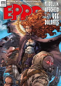 Cover Thumbnail for Eppo Stripblad (Don Lawrence Collection, 2009 series) #24/2019