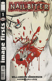 Cover Thumbnail for Image Firsts: Nailbiter (Image, 2014 series) #1