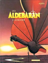 Cover Thumbnail for Aldébaran (Dargaud, 1994 series) #2 - La blonde